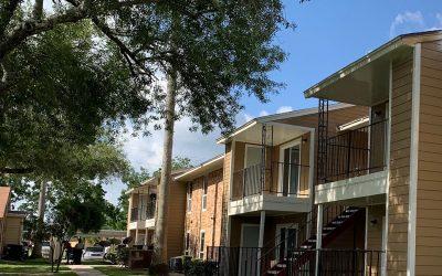 Crosby Plaza Apartments – Crosby, TX